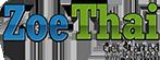 zoe thai logo