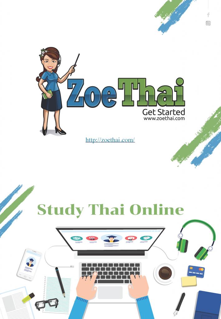Zoe Thai Learn Thai Online